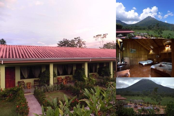 Hotel La Pradera Del Arenal photo collage