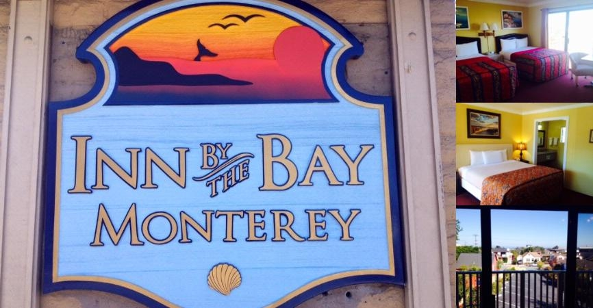 Inn by The Bay Monterey photo collage
