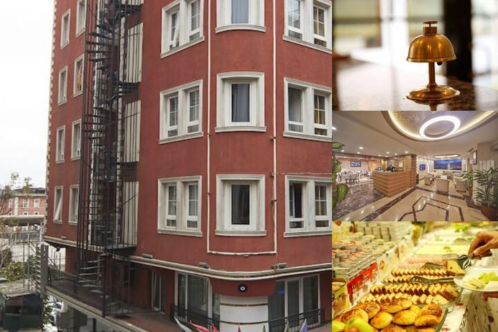 Hotel Akcinar photo collage