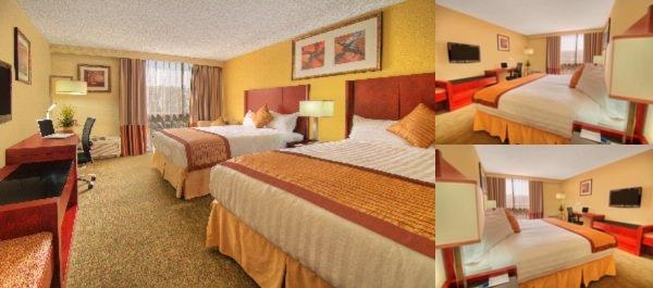The Palmdale Hotel photo collage