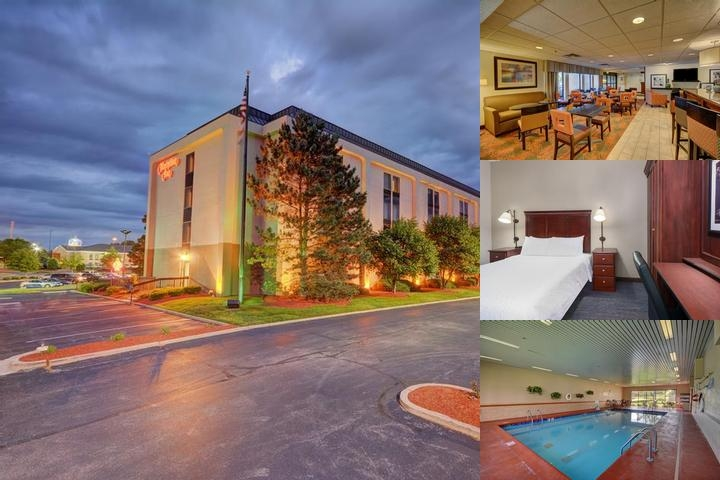 Hampton Inn South photo collage