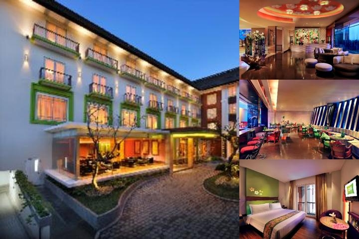 All Seasons Bali Denpasar (Soon Ibis Styles) photo collage