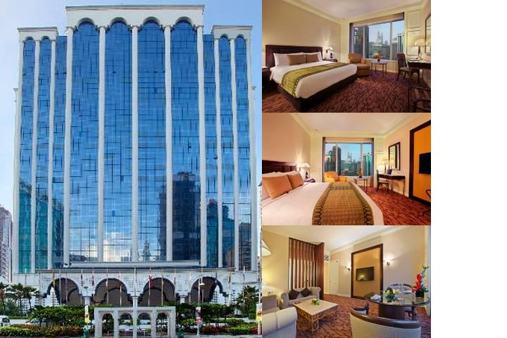 Hotel Istana Kuala Lumpur City Center photo collage
