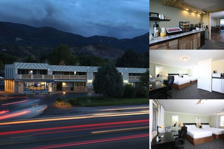 Salida Inn & Monarch Suites photo collage