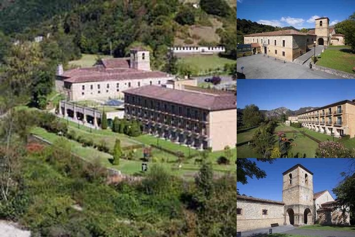 Parador De Cangas De Onis photo collage