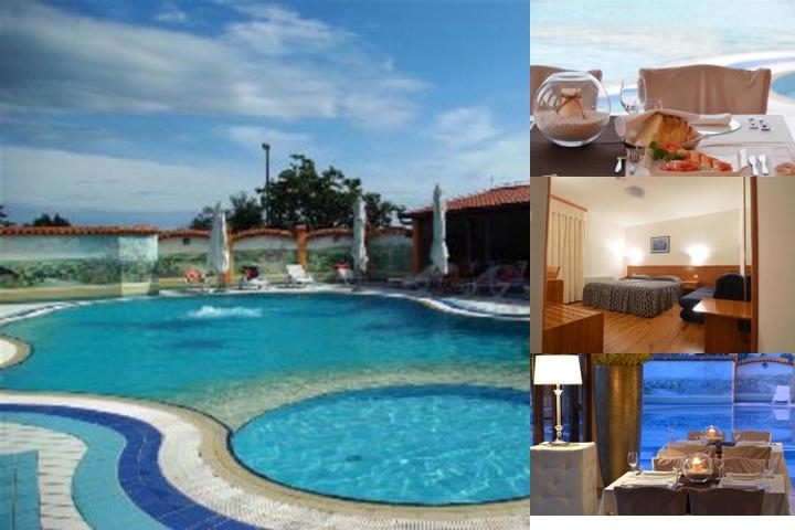 Hotel Villa Letan photo collage