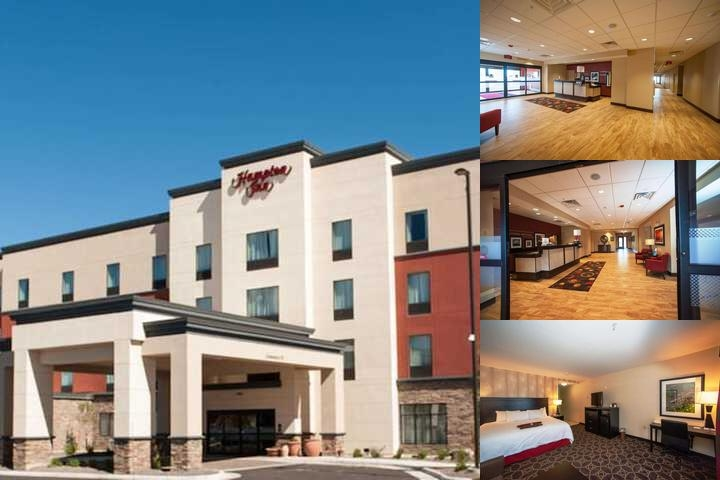 Fort Morgan Hampton Inn photo collage