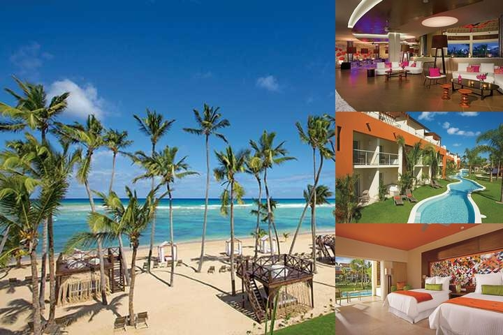 Breathless Punta Cana Resort & Spa Adult Only All photo collage