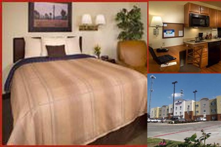 Candlewood Suites League City photo collage