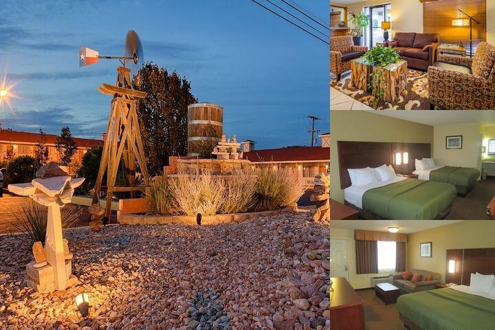 Best Western Llano photo collage