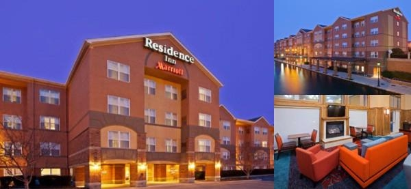 Residence Inn Indianapolis Downtown on the Canal photo collage