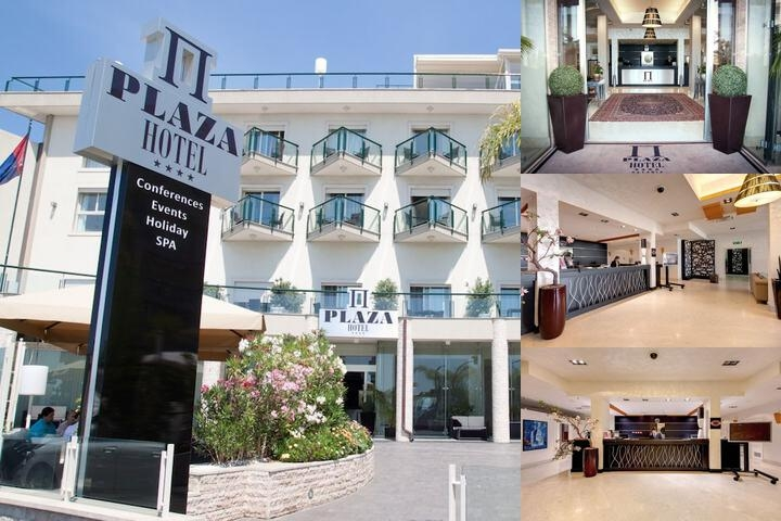 Aga Hotel Conference Business Centre & Spa photo collage