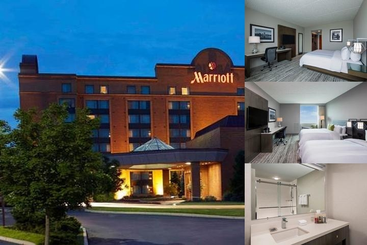 Birmingham Marriott photo collage