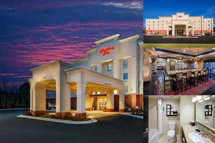 Hampton Inn Augusta / Gordon Highway photo collage
