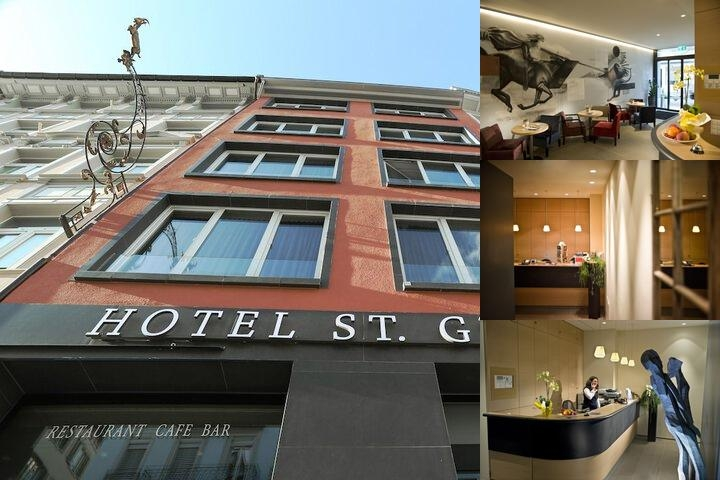 Hotel St.georg photo collage