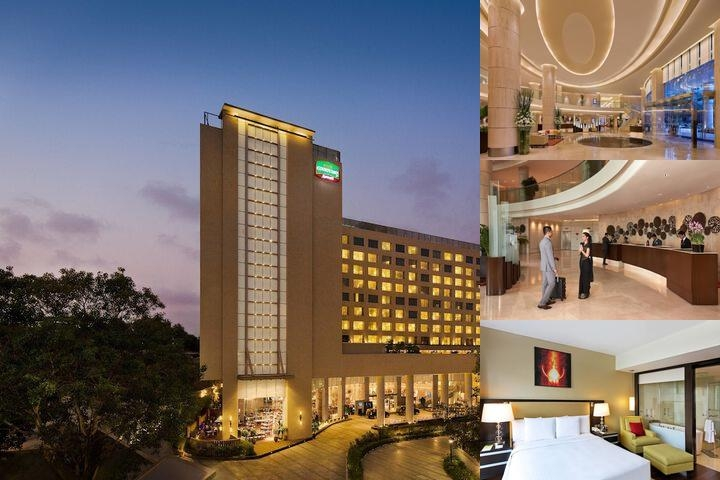 Courtyard by Marriott Mumbai International Airport photo collage