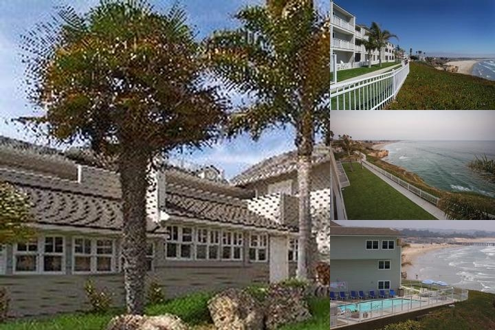 Pismo Lighthouse Suites photo collage
