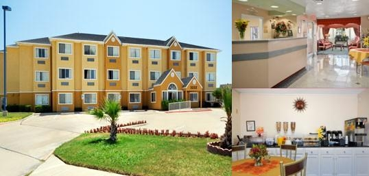 Arya Inn & Suites photo collage