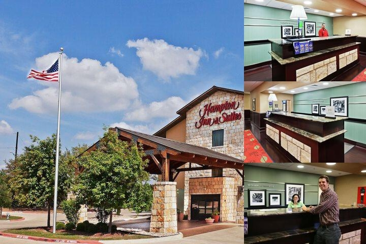 Hampton Inn & Suites Austin Lakeway photo collage