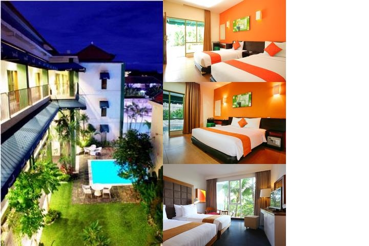 Gosyen Hotel Bali photo collage