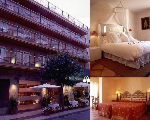 Hotel Urh Vila De Tossa photo collage