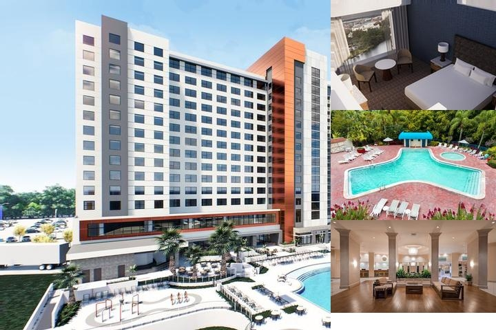 Best Western Lake Buena Disney Springs Resort Area photo collage