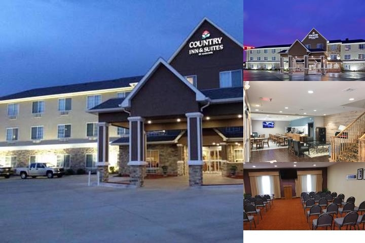 Country Inn & Suites Topeka West photo collage
