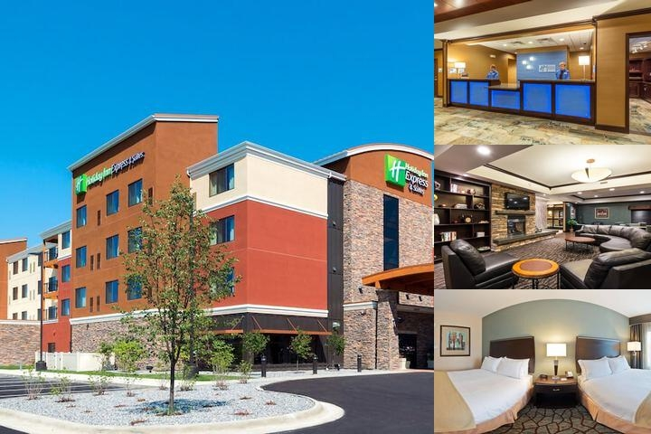 Holiday Inn Express & Suites Butte photo collage