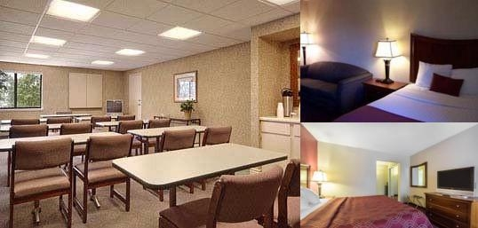 Econo Lodge (Formerly Baymont Inn ) photo collage