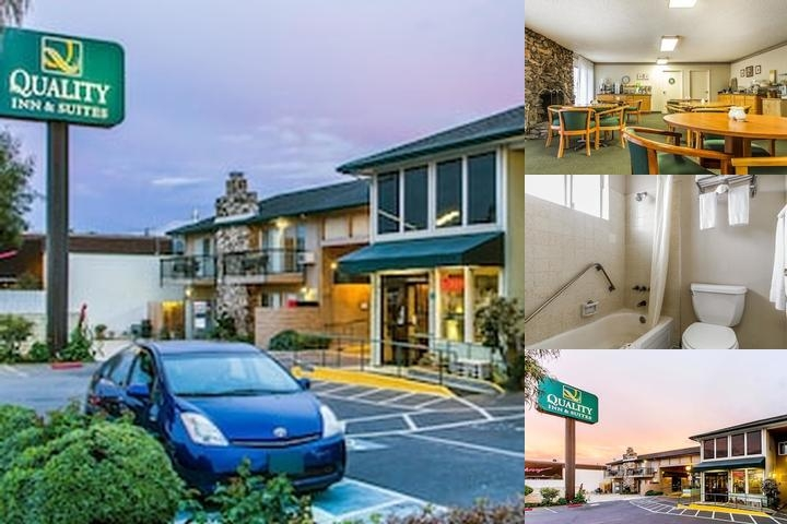 Quality Inn & Suites Silicon Valley photo collage
