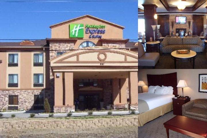 Holiday Inn Express Mineral Wells photo collage