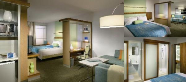 Springhill Suites Cincinnati Airport South photo collage