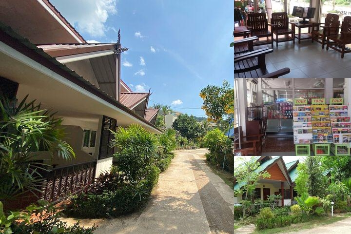 The Krabi Forest Homestay photo collage