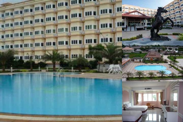 Siamgrand Hotel photo collage