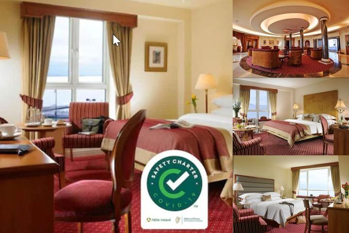 Galway Bay Hotel photo collage