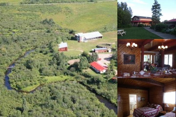 Lazy M Lodge photo collage