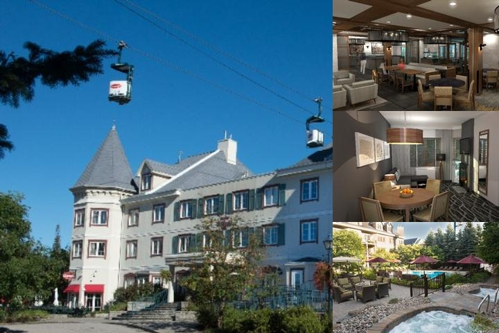 Marriott Residence Inn Mont Tremblant photo collage