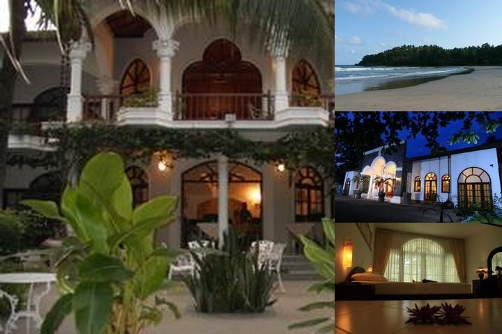 Austrian Beach Ayurveda Resort photo collage