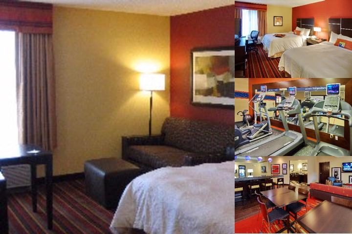Hampton Inn Louisville photo collage