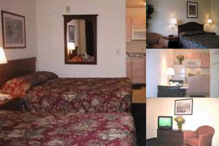 Crestwood Suites Colorado Springs photo collage