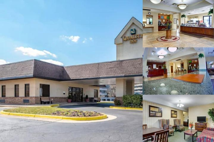 Quality Inn Tyson Corner Photo Collage