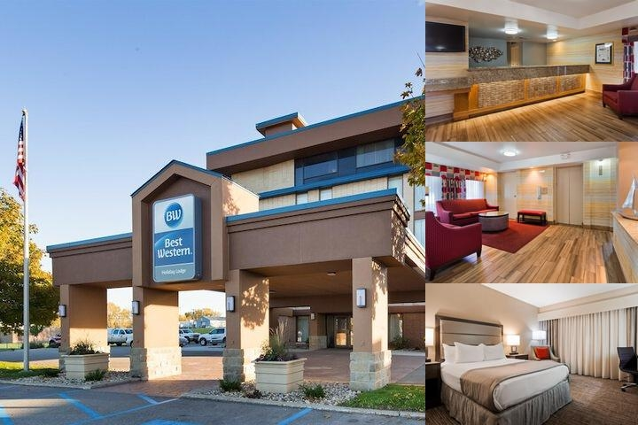 Best Western Holiday Lodge photo collage