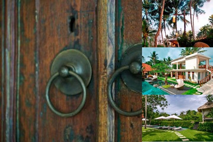 Mantra Nature Retreat photo collage