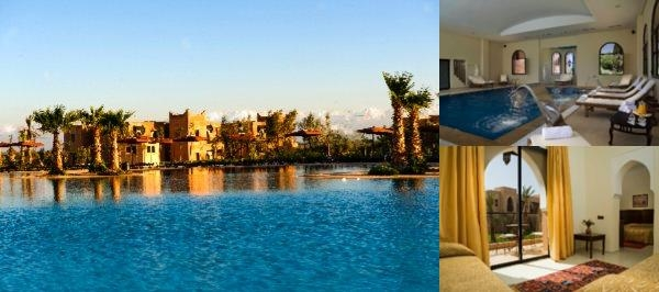 Marrakech Ryads Parc & Spa by Blue Sea photo collage
