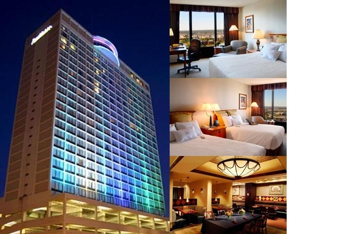 Crowne Plaza Kansas City Downtown photo collage