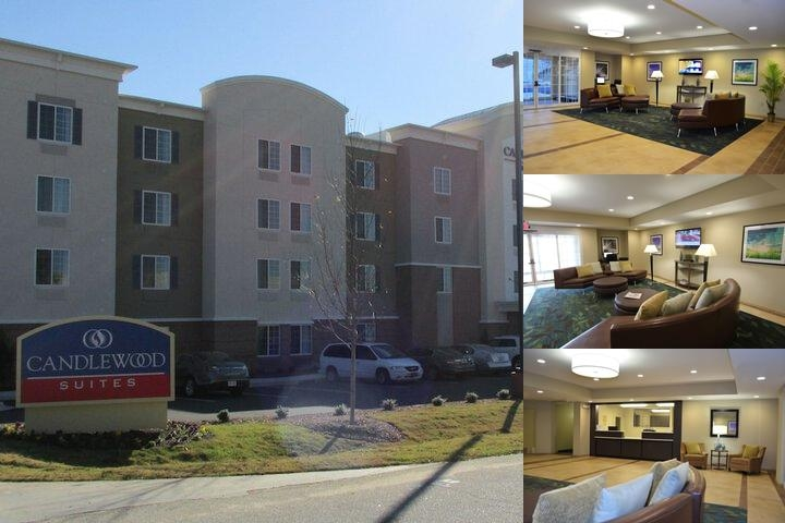 Candlewood Suites Greenville photo collage