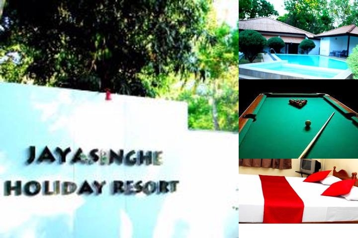 Jayasinghe Holiday Resort photo collage