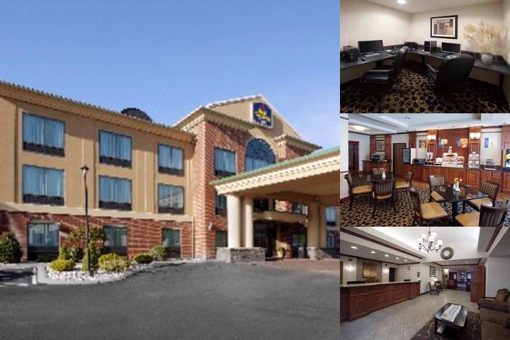 Best Western Plus Clearfield photo collage