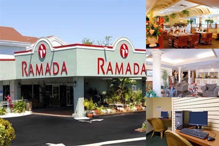 Ramada Fort Lauderdale Airport / Cruise Port photo collage