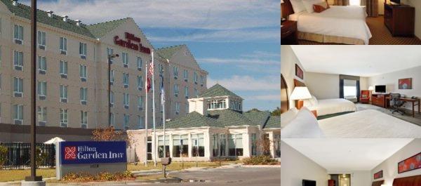 Hilton Garden Inn Photo Collage